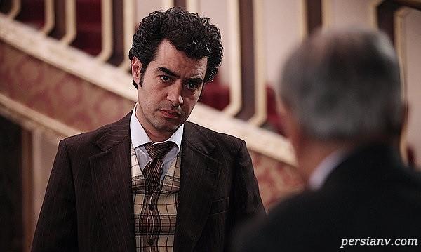 نشان شوالیه شهاب حسینی بازیگر
