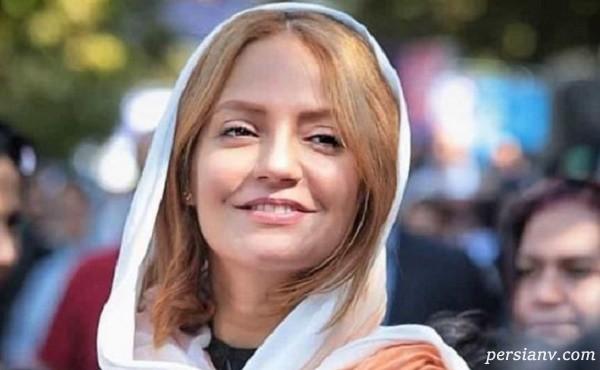 حواشی جدید حضور مهناز افشار در پرشین گات تلنت