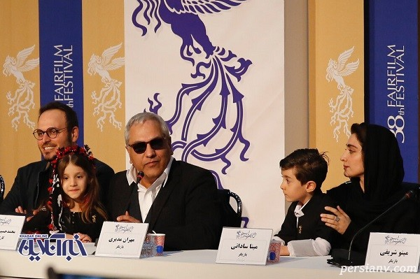 حاشیه چهارمین روز از جشنواره فیلم فجر ۹۸ ؛ از گریه های مدیری تا خورشید مجیدی
