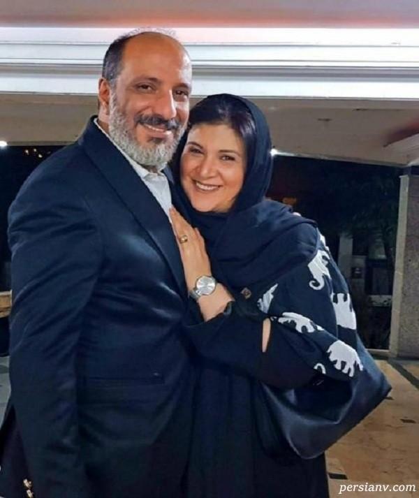 بازیگران زن ایرانی بزرگتر از همسرشان