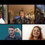 تصویریرداری سریال های ترکی با موبایل در خانههای بازیگران ترک