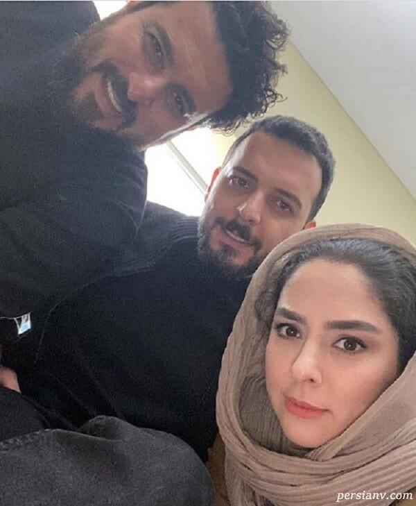 محسن کیایی بازیگر سریال هم گناه