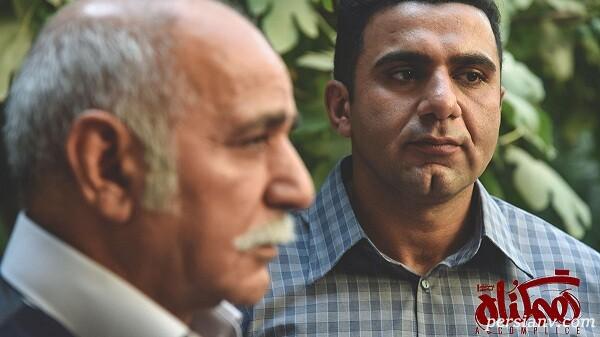 پرویز پرستویی و پسرش در هم گناه