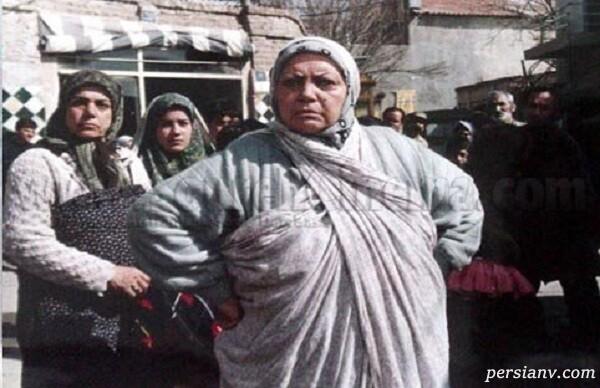 صدیقه کیانفر 28 سال پیش در کنار حمیده خیرآبادی