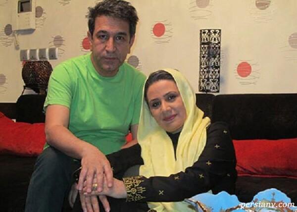 مرحوم مجید اوجی و همسرش