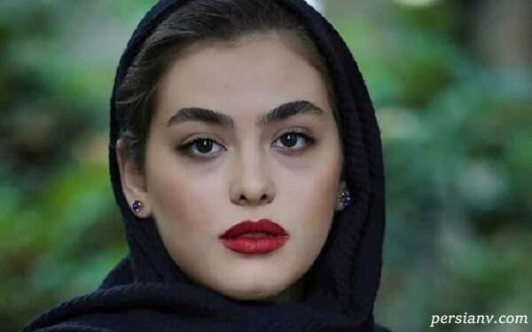 اعتراف ریحانه پارسا بازیگر جوان درمورد حاشیه ها و جنجال هایش !