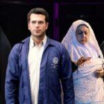 سعید کریمی در سریال بچه مهندس ۳ از کرونا و استرس زمان فیلمبرداری گفت
