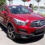 تصاویری از خودروی جدید ایران خودرو ؛ هایما S5 توربو + قیمت