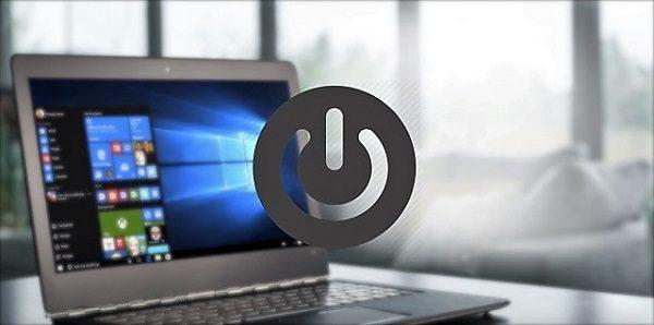 ۱۰ روش برای خاموش کردن کامپیوتر در ویندوز