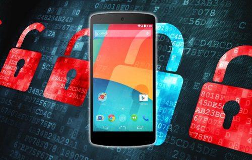 امنیت گوشی های اندرویدی