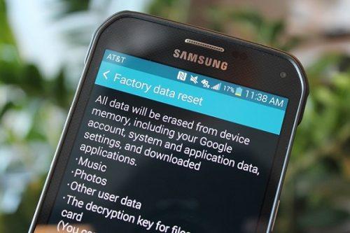 """آیا """"ریست فکتوری"""" موبایل باعث حذف اطلاعات میشود!"""