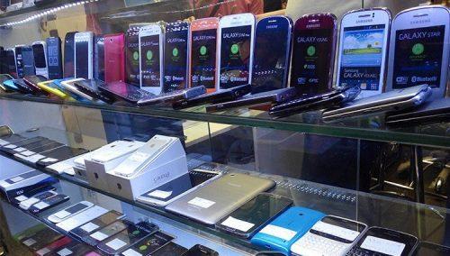 خرید موبایل دست دوم