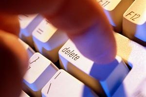 اینترنت و پاک کردن اطلاعات خود از آن با فشار یک دکمه!