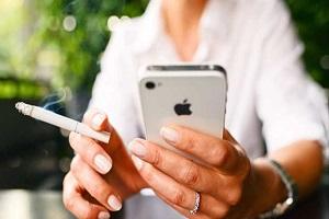 بازی موبایل برای ترک کردن سیگار!