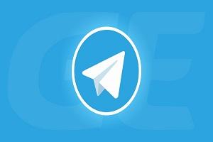تلگرام و اضافه کردن متن به عکسهای خود!