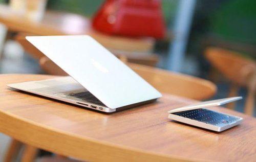 کوچکترین لپ تاپ