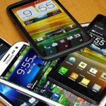 تلفن های هوشمند با فناوری جدید در صفحه نمایش آنها