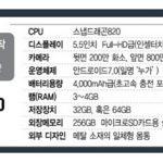 گوشی ال جی V20 با پردازنده اسنپدراگون ۸۲۰ و باتری ۴۰۰۰ میلی آمپر!+عکس