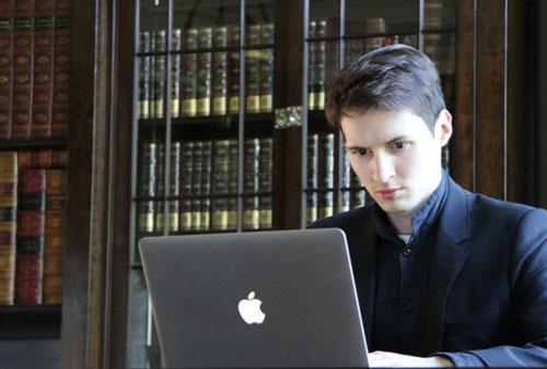 پاول دورف مدیر جوان تلگرام، زاکربرگ روسیه!+تصاویر