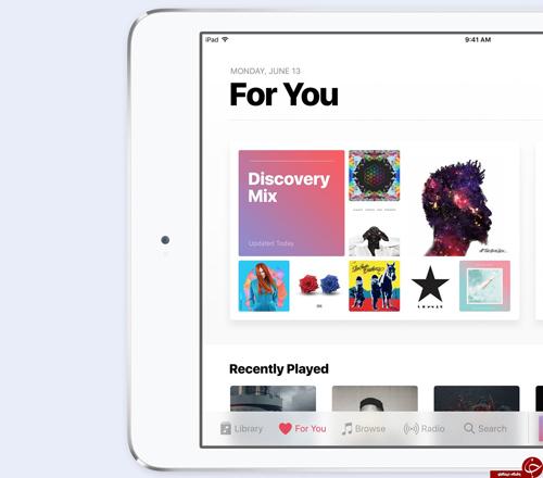 ویژگی هایی در iOS10 که اندروید نوقا از آنها بهره ندارد!+تصاویر