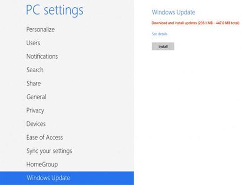 آموزش نصب ویندوز ۸٫۱ مایکروسافت + عکس