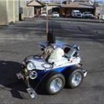 رباتی که آسیب سازههای پل را شناسایی میکند