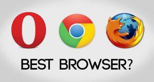 بهترین مرورگرهای ویندوز برای کاربران را بشناسید