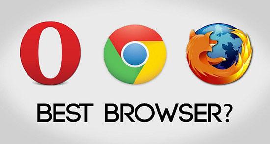 بهترین مرورگرهای ویندوز