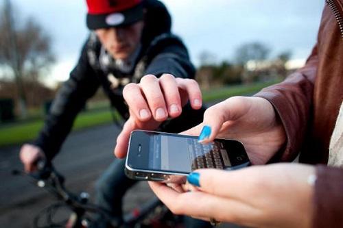 آموزش کنترل و ردیابی موبایل