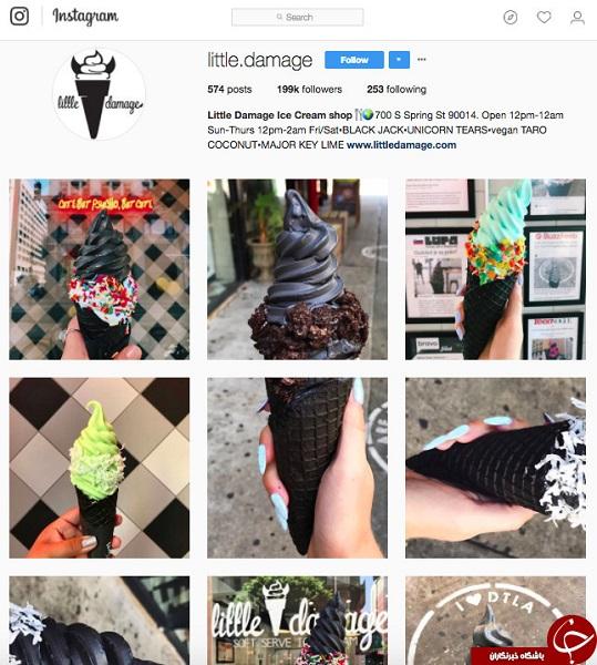 چینش تصاویر در اینستاگرام