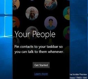 چگونه نوار افراد را در ویندوز ۱۰ حذف کنیم؟