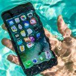هنگام افتادن گوشی موبایل در آب چه کنیم؟