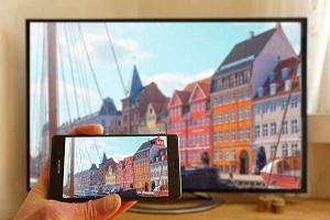 آموزش اتصال گوشی هوشمند به تلویزیون