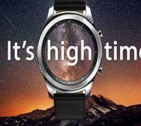 اطلاعاتی درباره ساعت هوشمند گیر اس ۴ سامسونگ