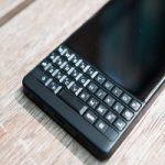 آشنایی با ویژگیهای موبایل BlackBerry KEY2
