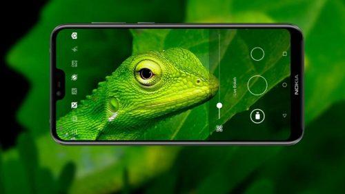 گوشی 6.1 پلاس نوکیا