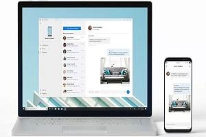 امکان دسترسی به محتوای گوشی در ویندوز ۱۰