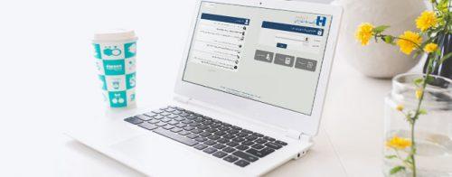 استفاده از اینترنت بانک