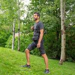 راه رفتن معلولین با آسانی با شورت ورزشی رباتیک