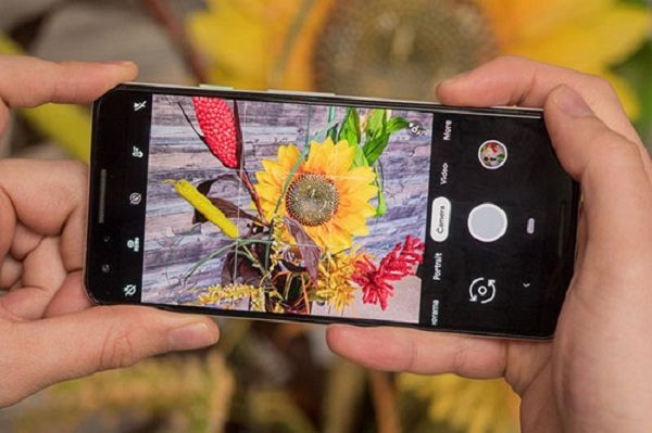 عکس گرفتن با گوشی هوشمند