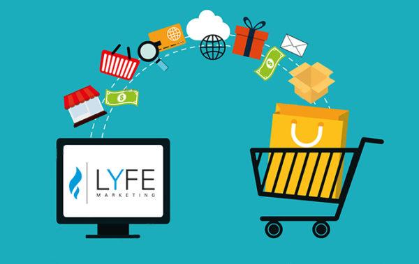 تجربه فروش بیشتر با طراحی سایت فروشگاهی
