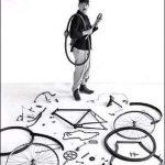داستان کوتاه | مونتاژ دوچرخه
