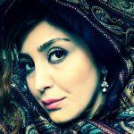اشکهای مریم معصومی در مراسم چهلم علی معلم + عکس