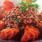 طرز تهیه کباب عربی با کوفته سیب زمینی یک غذای خوشمزه و عالی