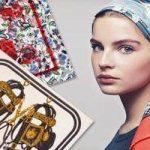 مدل های زیبای روسری با طرح های خیره کننده