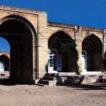 کاروانسرای عباسی قصر شیرین در کرمانشاه