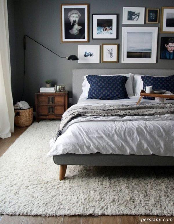 چگونه فضای اتاق خواب را بزرگتر نشان دهیم ؟