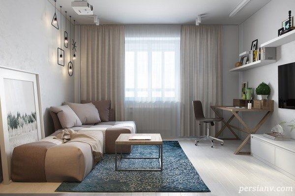 دکوراسیون آپارتمانهای کوچک