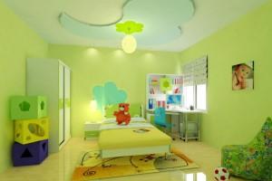 رنگ های متناسب برای اتاق کودک