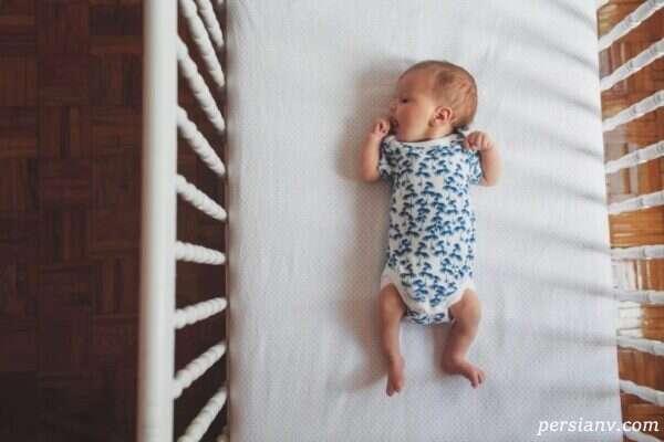 تزیین اتاق خواب نوزاد
